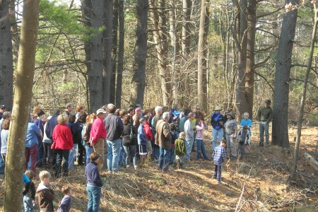 Walking the Trail