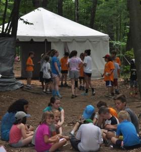 TDNC Campsite