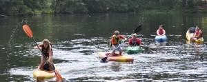 TDNC Kayak Races